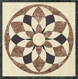 Customized Carpet Tiles Product 1