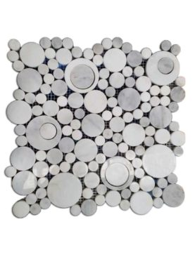 MG613 - Marble Grey Moon Stone