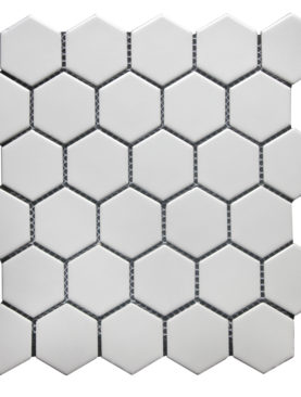 Hexagon Ceramic Mosiac - EMS5A21