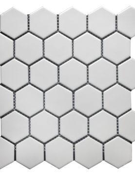 Hexagon Ceramic Mosiac - EM-S5-A21