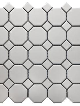Octagon Ceramic Mosaic - CE-1K-A2A