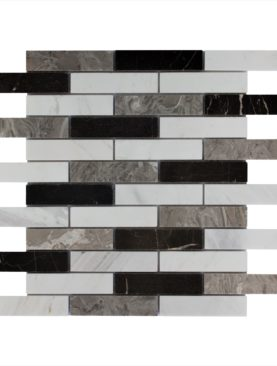Marble Dark Strips - MG722
