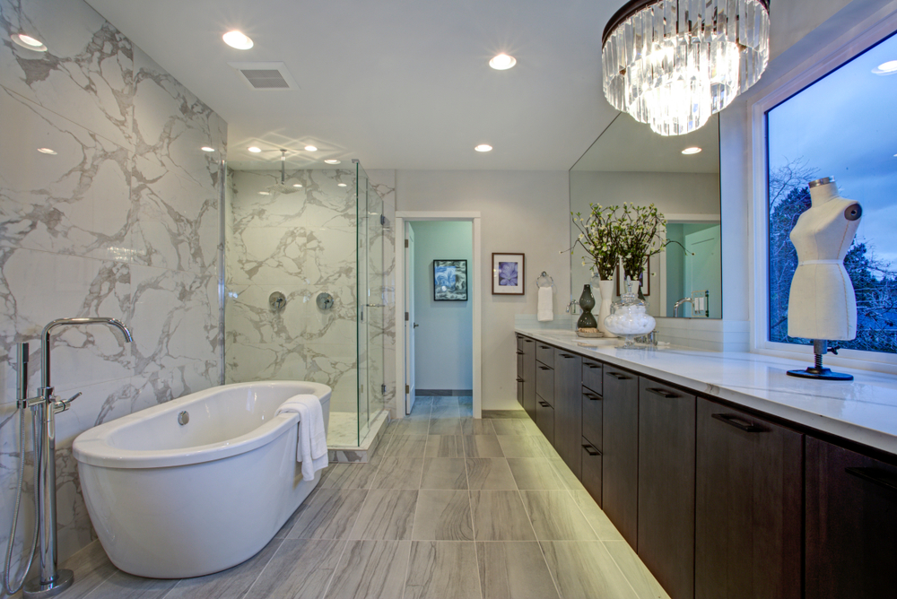 Tips for Selecting Modern Tiles for Your Bathroom Decor